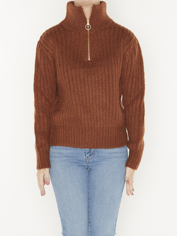 SOFT KNITTED PULLOVER 160448