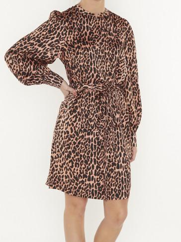 PRINTED DRESS 159004