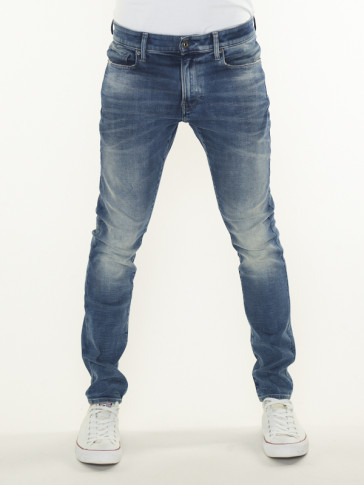 REVEND SKINNY-HEAVY ELTO PURE SUPERSTRETCH-FADED CLEAR SKY