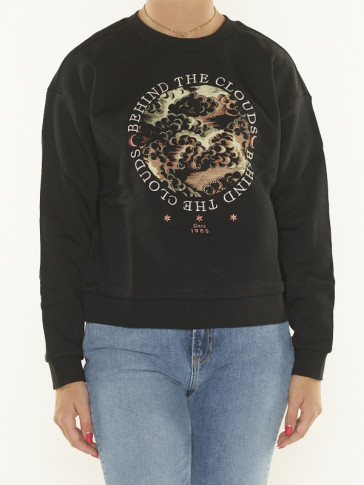RELAXED-FIT SWEATSHIRT