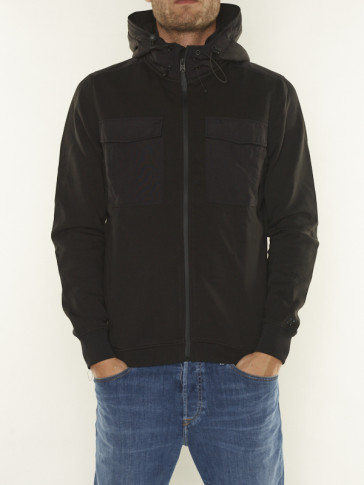 HOODED SLIM FIT CSW216408