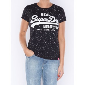 G10007FQDS VINTAGE LOGO STAR AOP ENTRY TEE