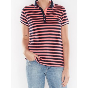 G60007TQ PACIFIC STRIPE POLO