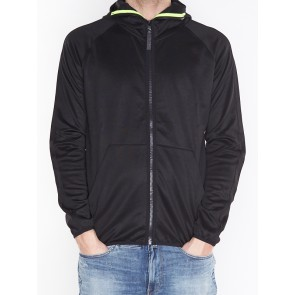 STRETT SLIM HOODED ZIP THRU SW L/S D07243-4534-6484