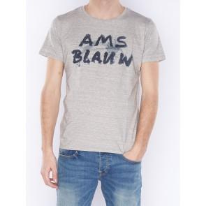 AMS BLAUW SS TEE 144706