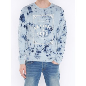 TIE DYED CREWNECK SWEAT 142585