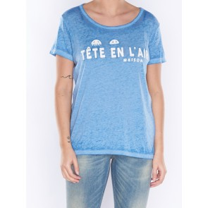 RELAXED FIT TEE 133217