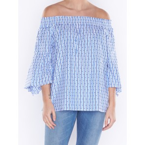 OFF THE SHOULDER TOP 144018