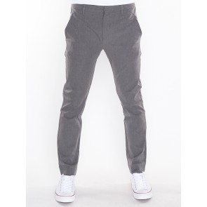 JOSH 315 GREY MELANGE, PANTS 30121