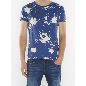 AMS BLAUW REGULAR FIT TEE 144226