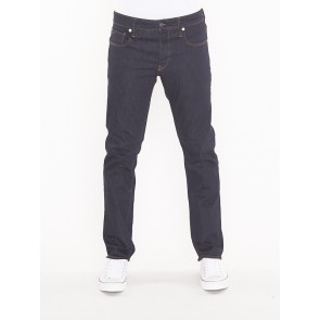 3301 STRAIGHT-VISOR STRETCH DENIM-RINSED