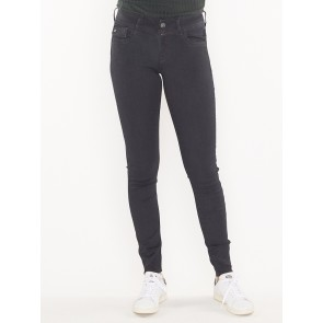 LYNN D-MID SUPER SKINNY-LEGEND ULTIMATE STRETCH DENIM-RINSED
