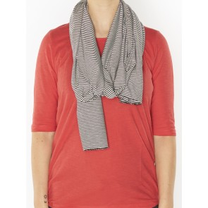 W18F293LAB SCARF STRIPE