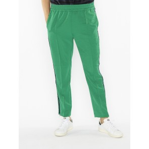 TAILORED PANTS WITH VELVET SIDE TAPES 148440