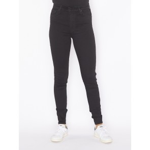 MILE HIGH SUPER SKINNY-BLACK GALAXY