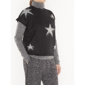 W18C030 PULLOVER STAR