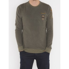 LONG SLEEVE R-NECK PTS185515