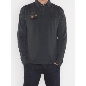 LONG SLEEVE POLO PPS185854