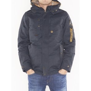HOODED JACKET PJA186106