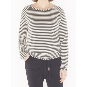 W18T101LTD LONGSLEEVE STRIPE