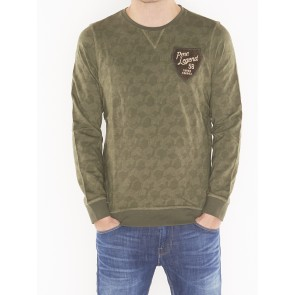 LONG SLEEVE R-NECK PTS186537