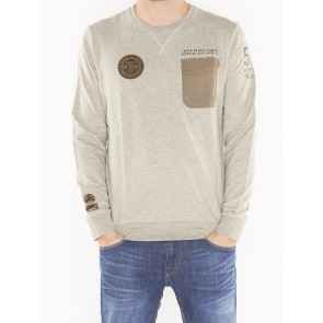 LONG SLEEVE R-NECK PTS186532