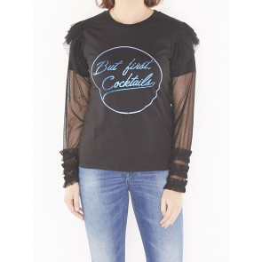 COCKTAIL LS TEE W814101