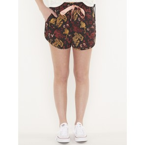 printed dolphin shorts- 149976