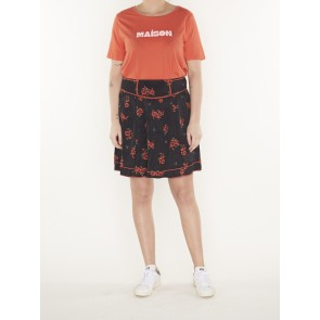 skirt with embroidery- 149917