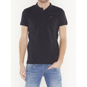 classic garment-dyed pique polo-149083