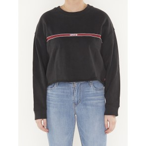 GRAPHIC RAW CUT CREW LEVI'S TYPE TAPE CA