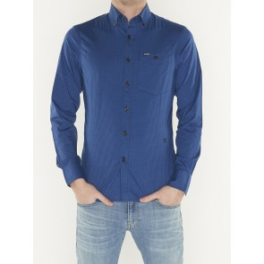 CORE BTN DOWN SLIM SHIRT D13439-A966-A203