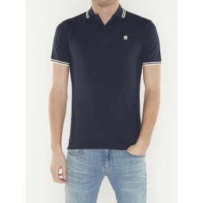 DUNDA SLIM STRIPE POLO D13325-5864-6377