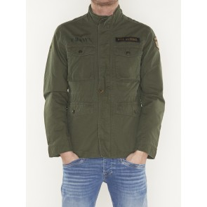 SEMI LONG JACKET T-HAWK PJA191111