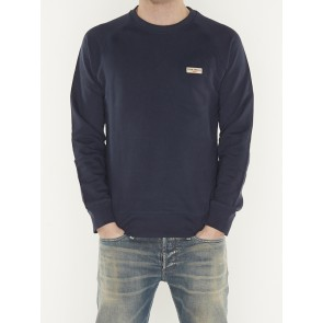 SAMUEL LOGO SWEATSHIRT 150380-MIDNIGHT