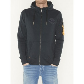 HOODED JACKET PSW192414