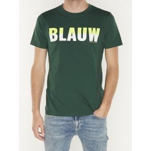 BLAUW ARTWORK TEE- 150532