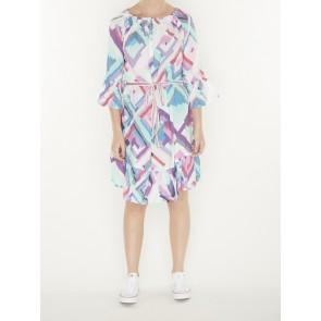 LILA DRESS W912401