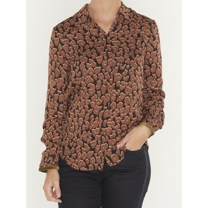 REGULAR DRAPEY FIT SHIRT-152463