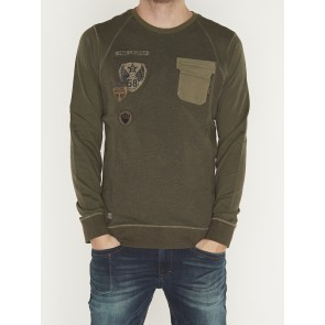 LONG SLEEVE R-NECK PTS195554