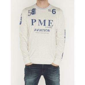 LONG SLEEVE R-NECK PTS195501