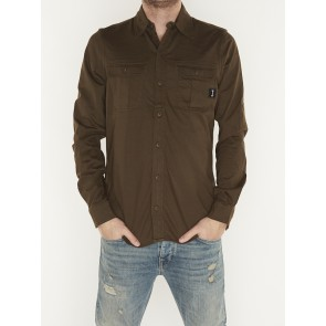 COOPER SHIRT OAK GREEN