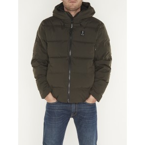 VANCOUVER DOWN JACKET OAK GREEN