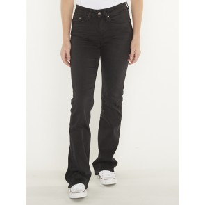 AMY BOOTCUT-FADED BLACK
