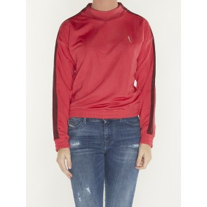 SOLID HIGH NECK SWEAT-153783