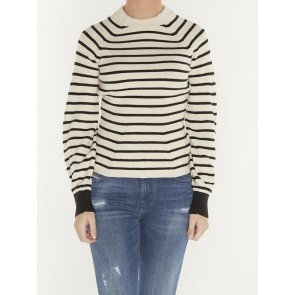 SPECIAL STRIPED KNIT-153827