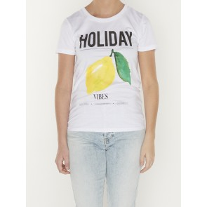 HOLIDAY VIBES CLASSIC TEE