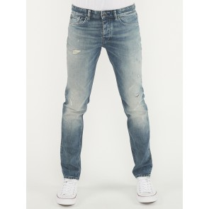 COPE TAPERED BLUE TINTED DENIM