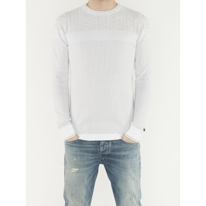 R-NECK COTTON PLATED-CKW201301