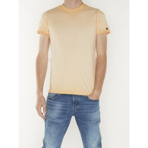 R-NECK COLD DYED SOLID JERSEY-CTSS203268